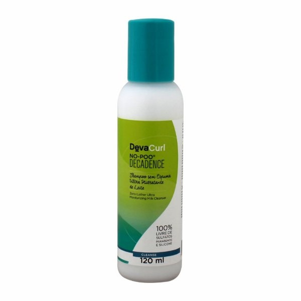 DevaCurl No Poo Decadence - 120ml