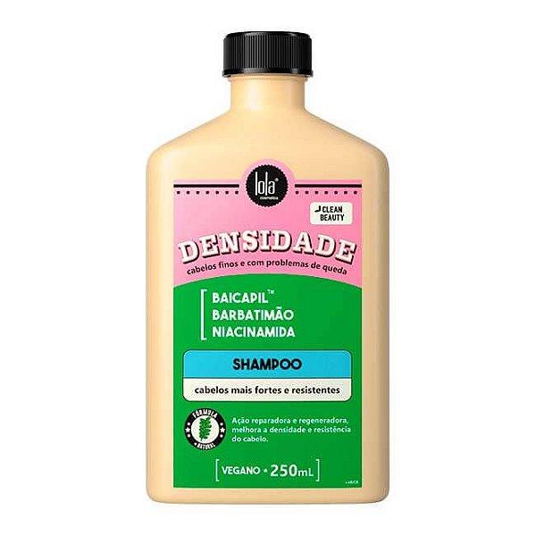 Shampoo Densidade 250mL - Lola Cosmetics