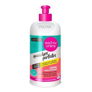 Inoar Creme Para Pentear OxyFree #cachos perfeitos- Cachos Online - 300ml