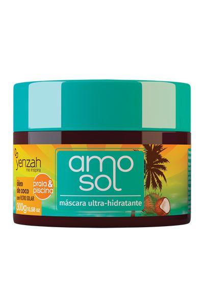 Yenzah AMO Sol  - Máscara Ultra-hidratante - 300g