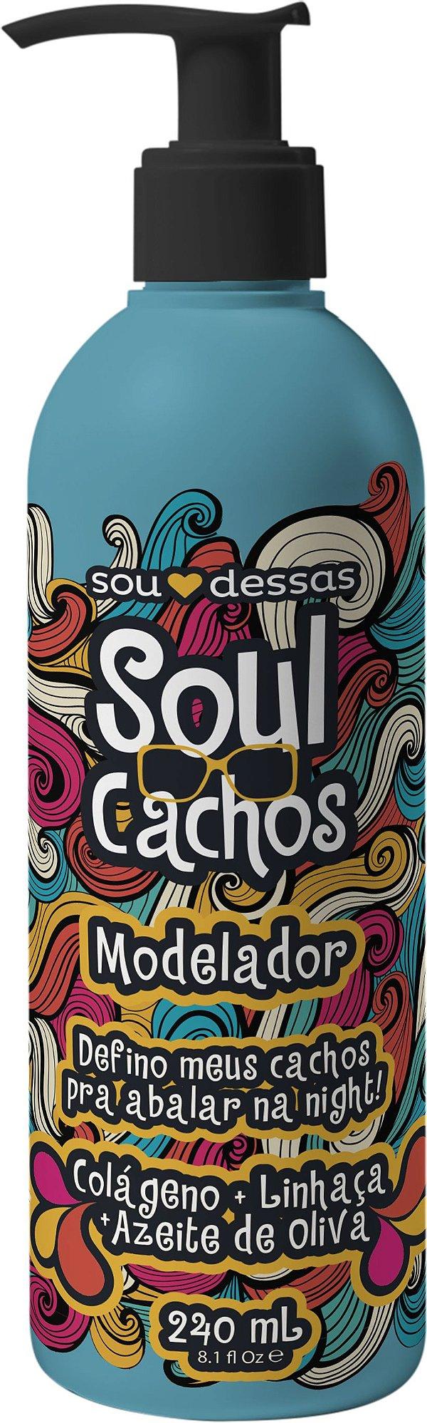 Sou Dessas - Modelador de Cachos Soul Cachos 240ml