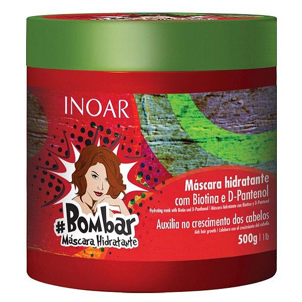 Inoar - #Bombar Máscara de Hidratação - 500g