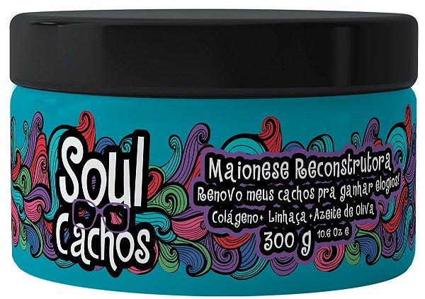 Sou Dessas - Maionese Reconstrutora Soul Cachos 300g