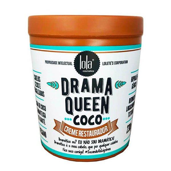 Drama Queen Coco (CABELOS SECOS) - 230g - Lola Cosmetics