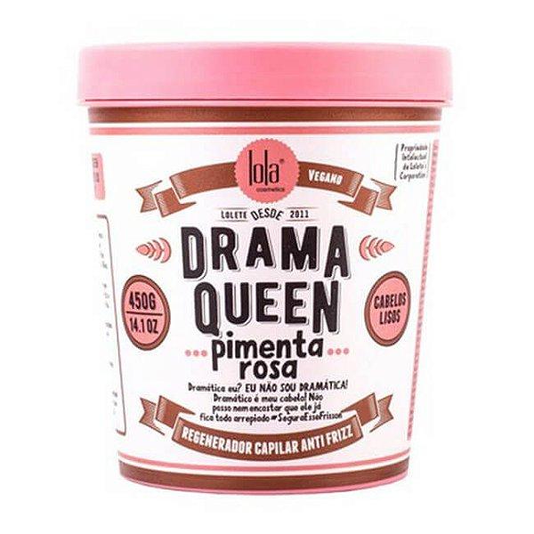 Drama Queen Pimenta Rosa (CABELOS LISOS) - 450g - Lola Cosmetics