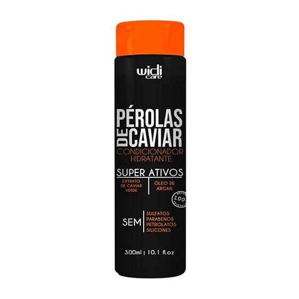 Pérolas de Caviar - Condicionador Hidratante 300ml - Widi Care