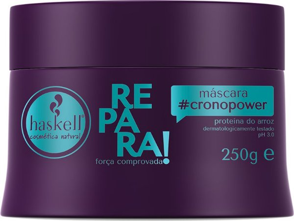 Máscara Repara #Cronopower - Haskell - 250g