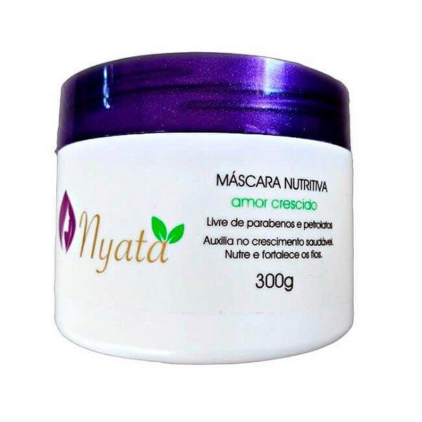 Máscara Nutritiva Amor Crescido 300g - Nyata