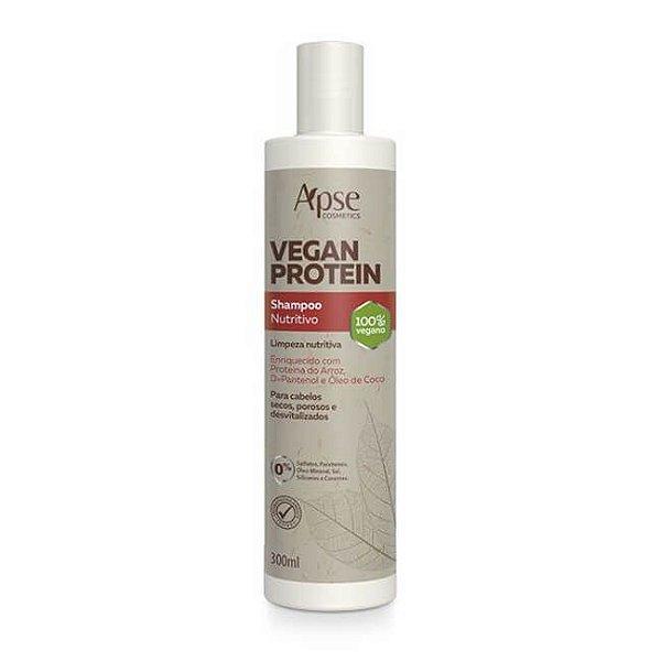 Shampoo Nutritivo Vegan Protein 300ml - Apse