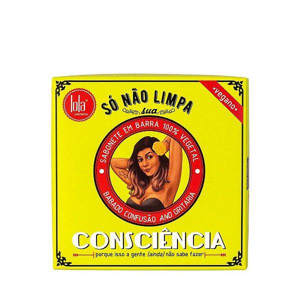 Sabonete em Barra Vegano Lavanda & Camomila 100g - Lola Cosmetics