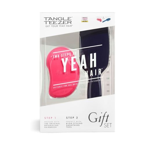Kit Tangle Teezer Two Steps To Yeah Hair! - Gift Set