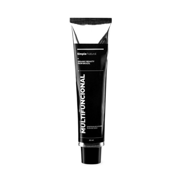 Hidratante Multifuncional 80ml - Simple Organic