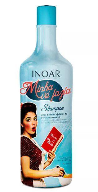 Inoar - Minha Vó Fazia Shampoo 500ml