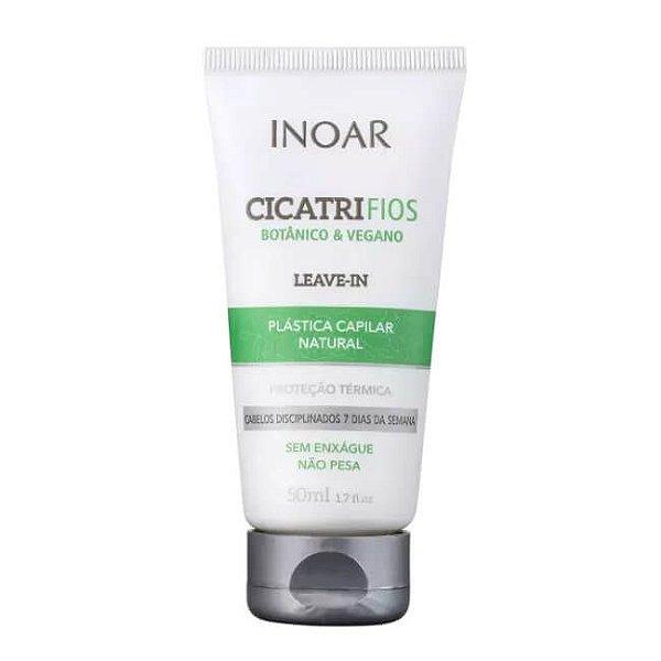 Inoar - CicatriFios Leave-In Plástica Capilar Natural 50ml