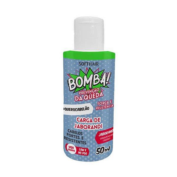 Carga de Jaborandi Bomba! Antiqueda - Soft Hair - 50ml