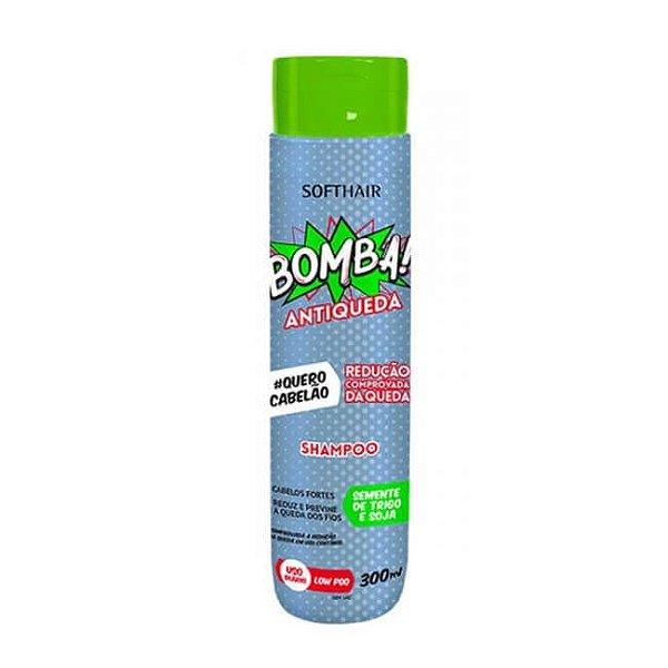 Shampoo Bomba! Antiqueda - Soft Hair - 300ml