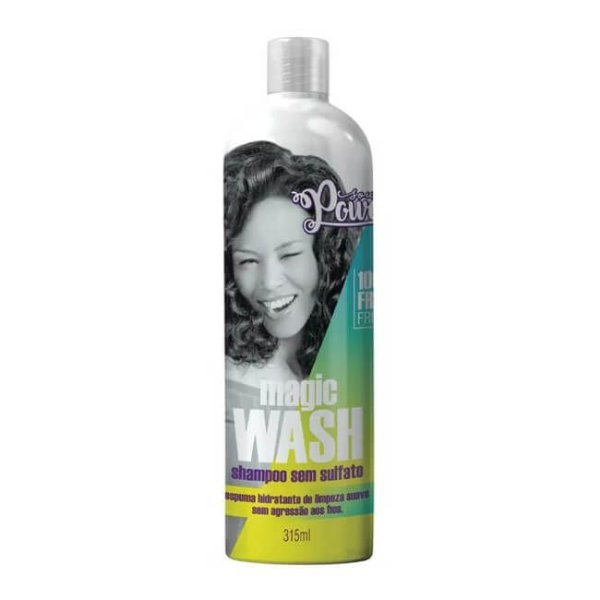 Shampoo Magic Wash 315ml - Soul Power