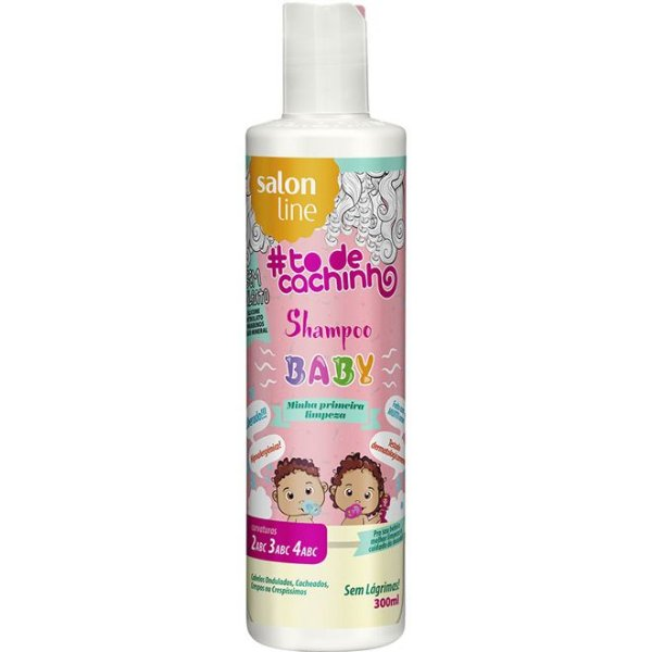Salon Line Shampoo Baby #TodeCachinho - 300ml
