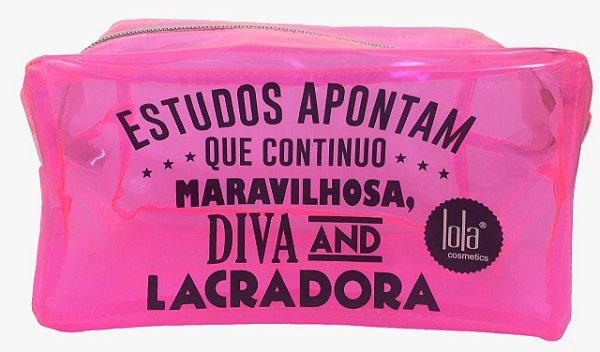 Necessaire Lola Exclusiva - Edição Limitada