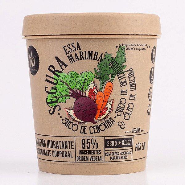 Manteiga Hidratante Segura Essa Marimba - Pós Sol 230g - Lola Cosmetics