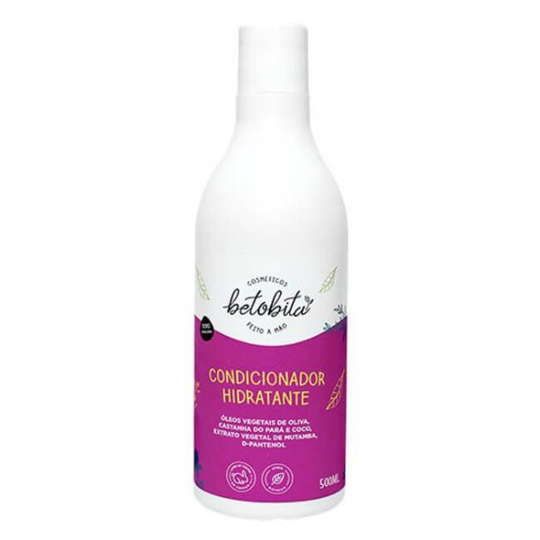 Condicionador Hidratante 500ml - BetoBita