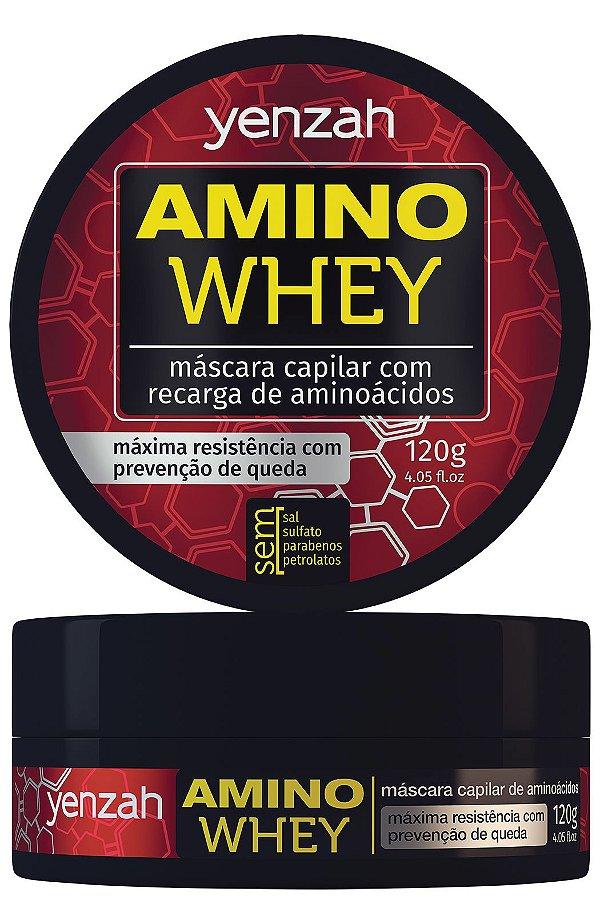 Amino Whey Máscara 120g - Yenzah