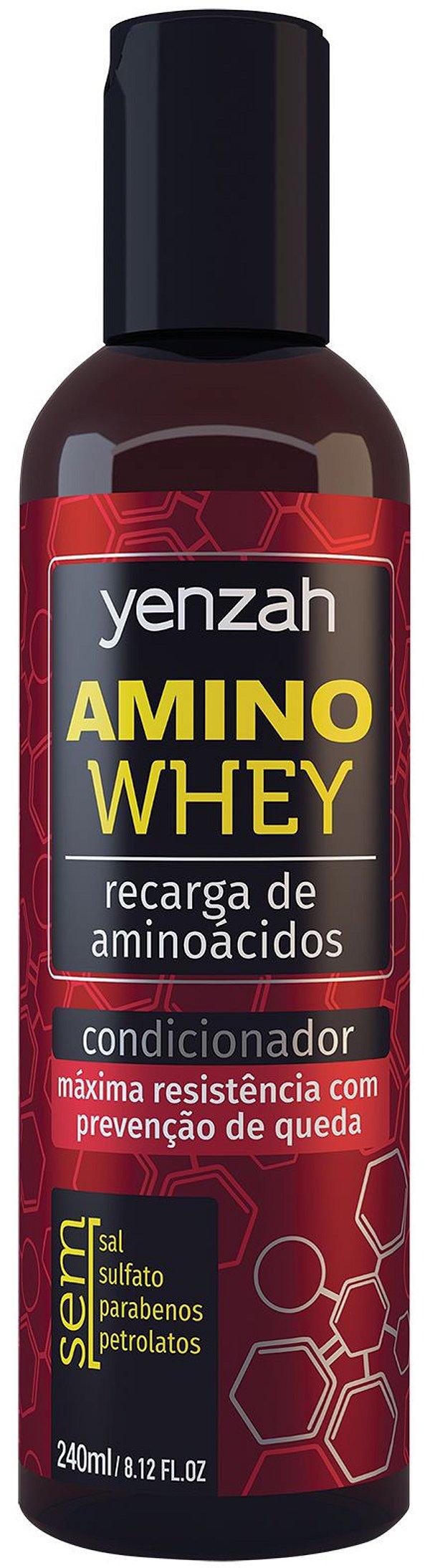Amino Whey Condicionador 240ml - Yenzah