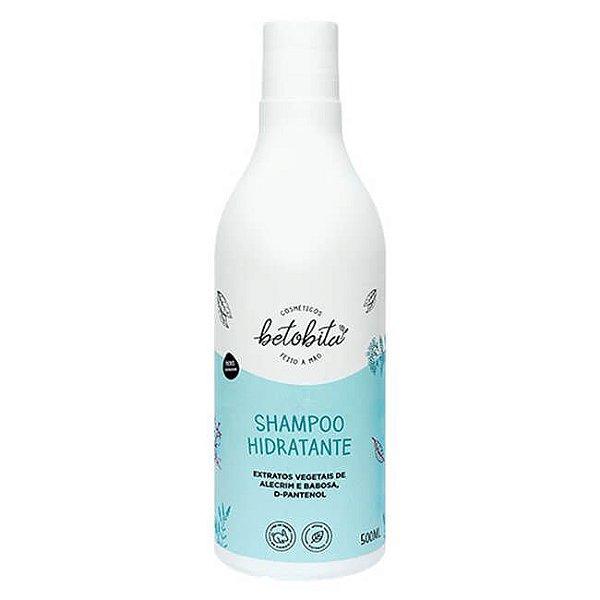Shampoo Hidratante 500ml - BetoBita