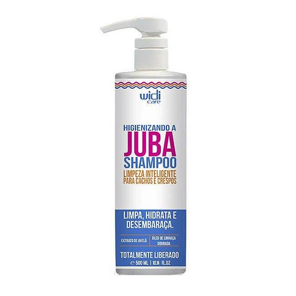 Higienizando a JUBA Shampoo 500ml - Widi Care
