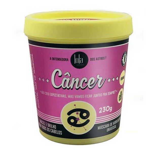 Câncer Máscara Universal de Hidratação 230g - Lola Cosmetics