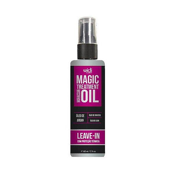 Magic Treatment Moroccan Oil Leave-In 60ml - Widi Care