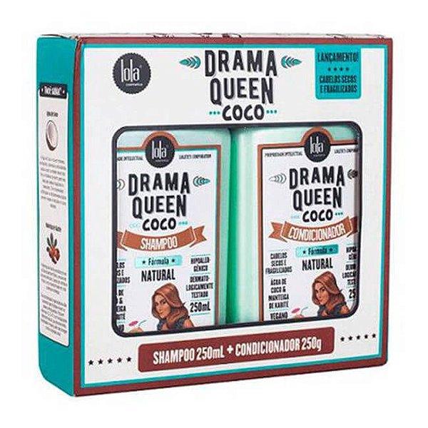 Kit Drama Queen Coco - Lola Cosmetics