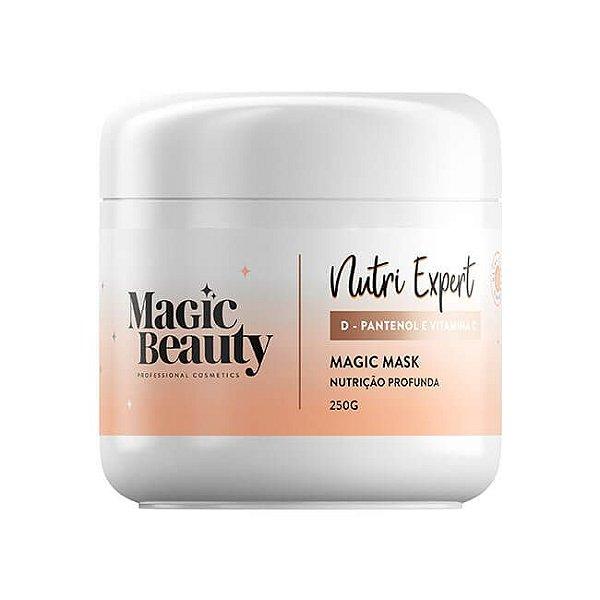 Máscara Magic Mask Nutri Expert 250g - Magic Beauty