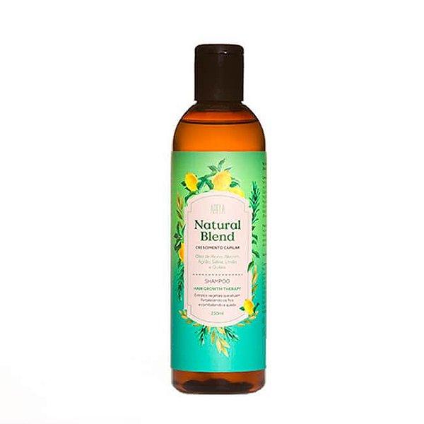 Shampoo de Crescimento Natural Blend 250ml - Abela