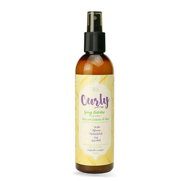 Spray Curly Nutritivo 250ml - Abela