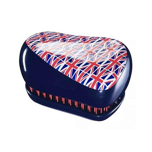 Escova Tangle Teezer Compact Styler Cool Britannia - Tangle Teezer