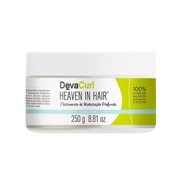DevaCurl Heaven in Hair Máscara - 250g