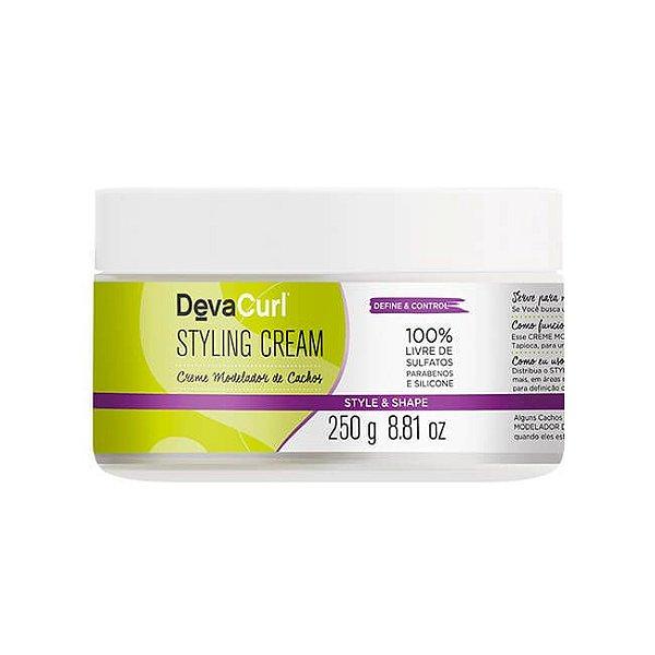 DevaCurl Styling Cream Creme Estilizador 250g