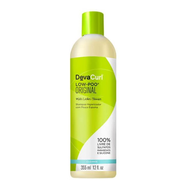 DevaCurl Low Poo Shampoo - 355ml