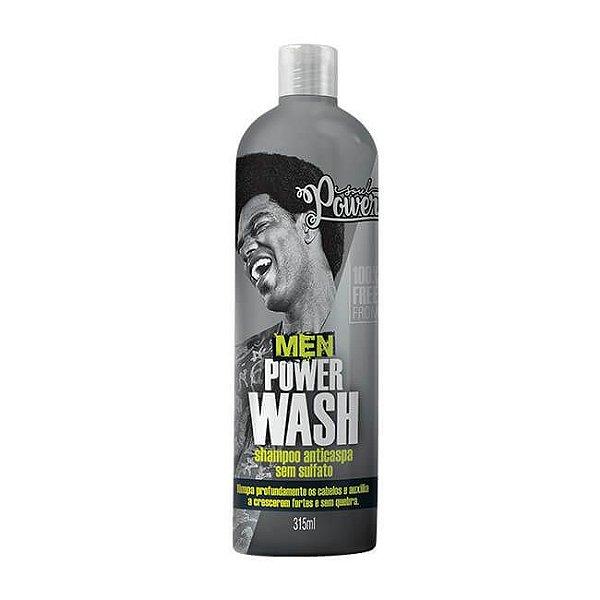 Shampoo Men Power Wash 315ml - Soul Power