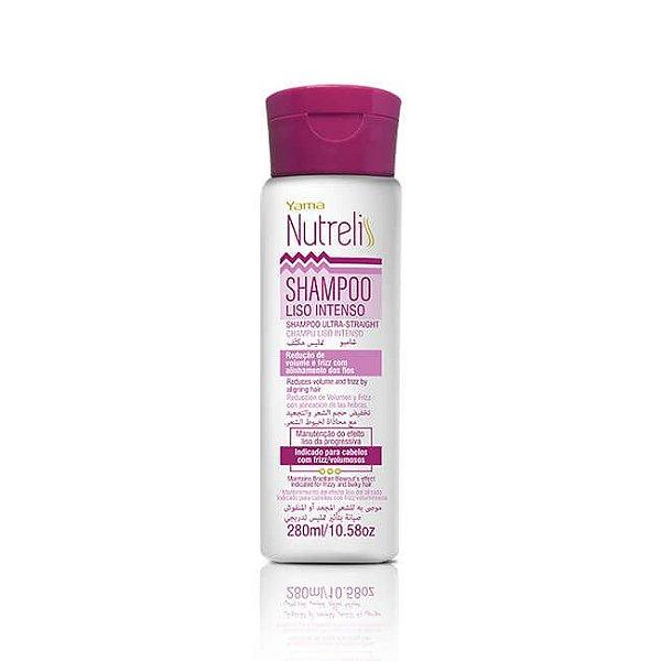 Shampoo Anti-Friz Nutreliss Liso Intenso 280ml - Yamasterol