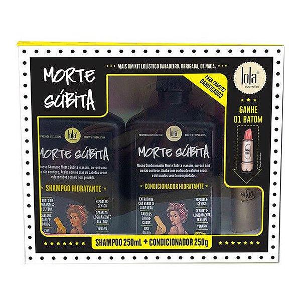 Kit Morte Súbita - Lola Cosmetics