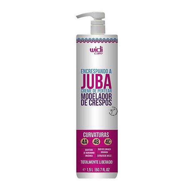 Encrespando a JUBA Creme de Pentear 1,5L - Widi Care