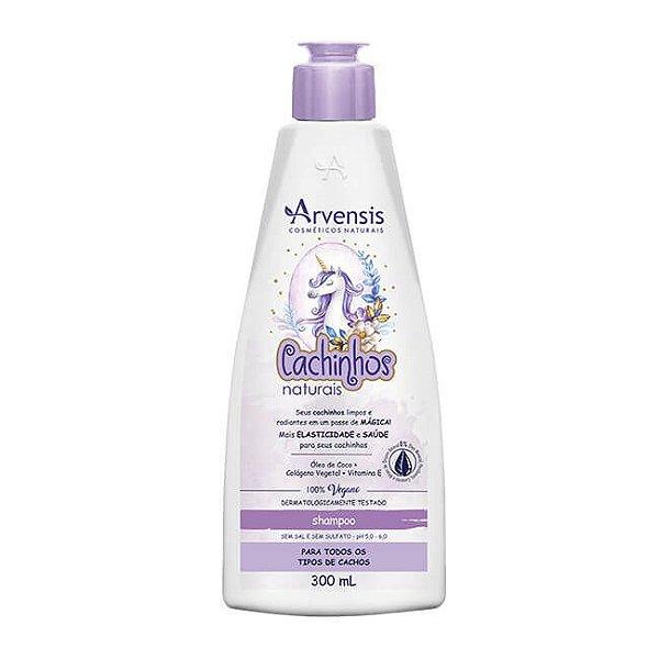 Shampoo Cachinhos Naturais 300mL - Arvensis