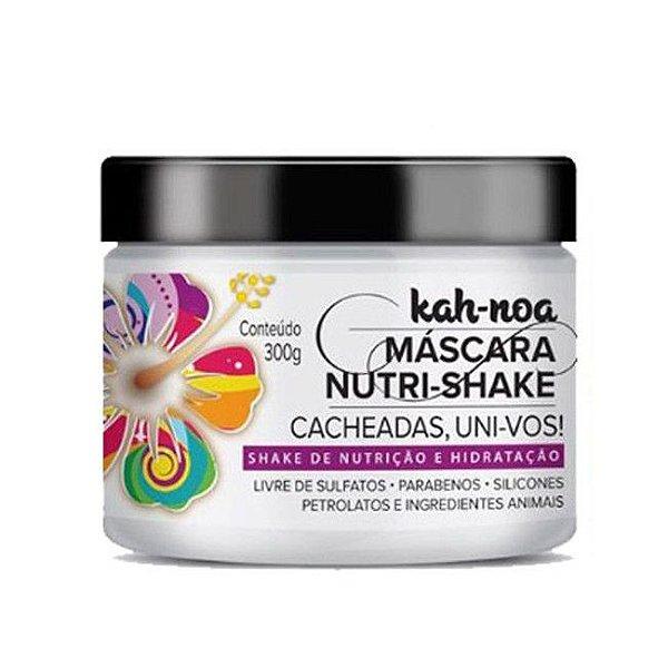 Kah-noa Máscara Nutri-Shake 300g EMBALAGEM ANTIGA