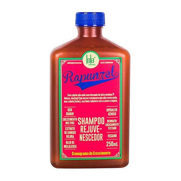 Rapunzel Shampoo Rejuvenescedor 250ml - Lola Cosmetics
