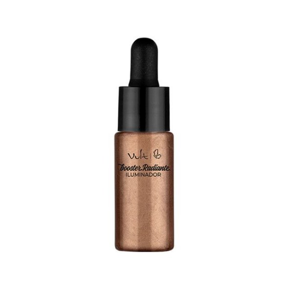 Iluminador Líquido Facial Booster Radiante Bronze - Vult