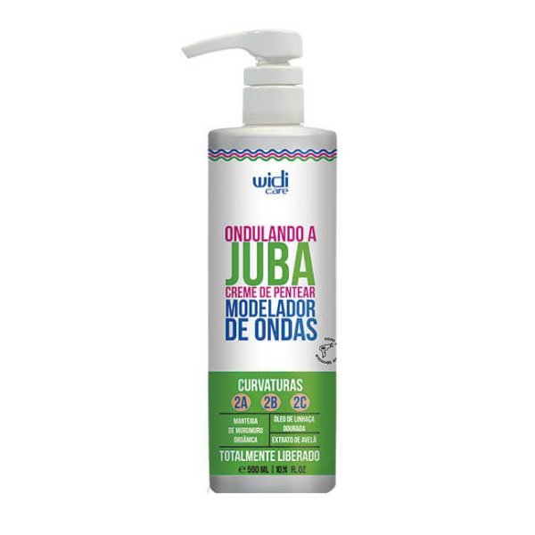 Ondulando a Juba Creme de Pentear 500ml - Widi Care
