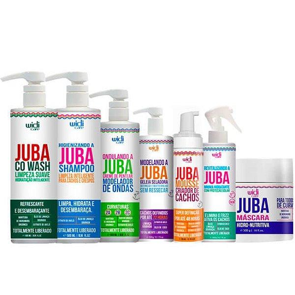 SUPER COMBO Completo Ondulando a JUBA - Widi Care