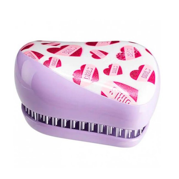 Escova Tangle Teezer Girl Power - Compact Styler